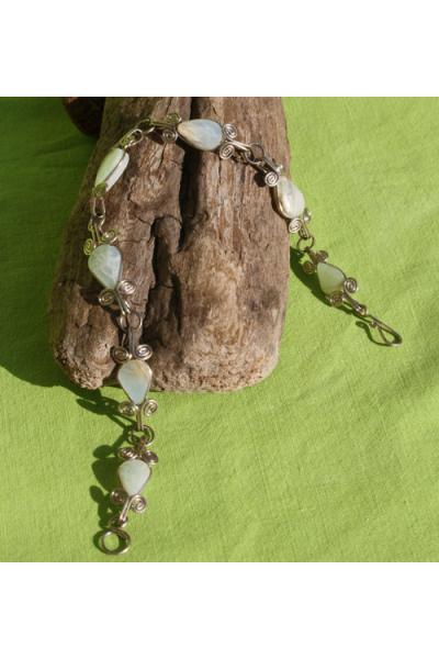 Bracelet raymi pierre quartz