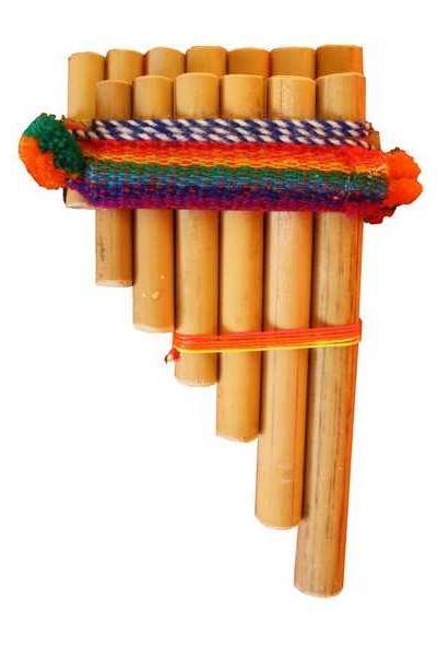Flute de pan chulli - Instruments de musique - Idées cadeaux - Boutique Pérou