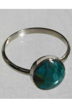 Bague Inca - turquoise