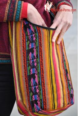 Sac a main des Andes/Chuspa mama ocllo