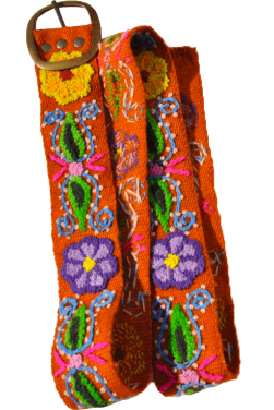 Authentique ceinture des Andes