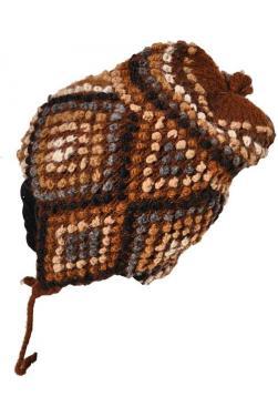 Bonnet peruvien-Chullo péruvien