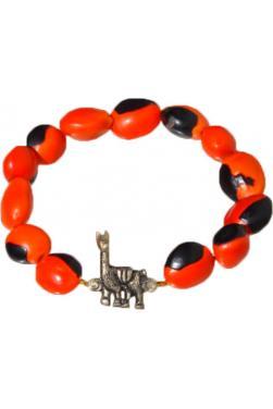 Bracelet avec une figurine du lama