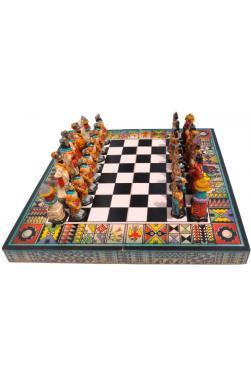 Jeux d échec les inca contre les conquistadors