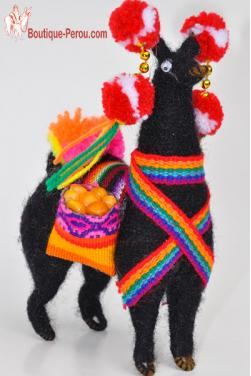 Lama noir