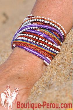 Bracelet pour pied ou main
