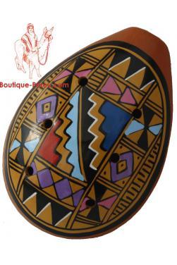 Ocarina en céramique