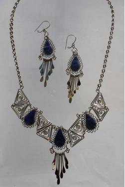 Parure Condor bijoux des Andes