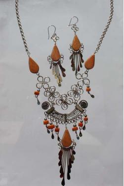 Parure de bijoux Quilla