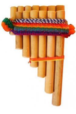 Flute de pan chulli