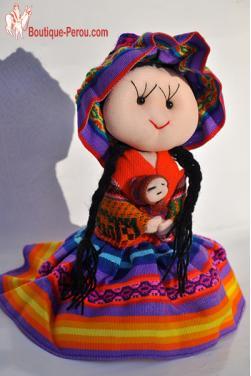 Poupée Cuzco