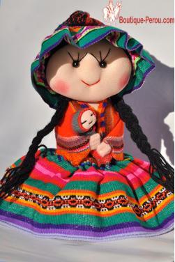 Poupée du Pérou