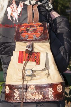 Le sac a dos Tayta Inti.