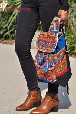 Le sac a dos Pérou.