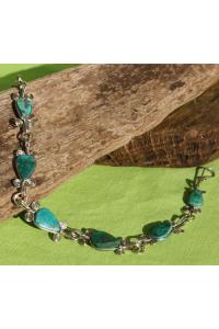 Bracelet raymi pierre chrysocolle