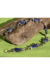 Bracelet raymi pierres sodalite